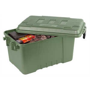 Plano Small Sportsman's Trunk, 56 Quart, Olive Drab