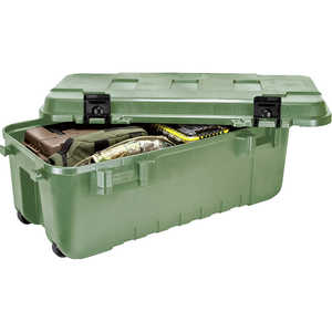108 Quart Plano Wheeled Sportsman's Trunk, Olive Drab
