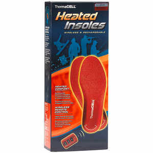 Thermacell® Heated Insoles