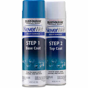 Rust-Oleum NeverWet Liquid Repelling Treatment