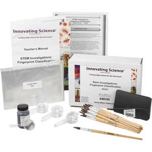 Aldon Innovating Science Fingerprint Classification STEM Kit