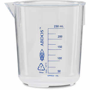 Polymethylpentene Beaker, 500 ml Capacity