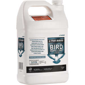 Bird-X Bird-Proof Liquid Spray, 1 Gal.