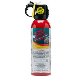 Counter Assault Bear Deterrent Pepper Spray, 10.2 oz.