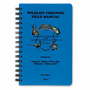 Wildlife Forensic Manual