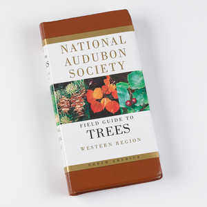 The National Audubon Society Field Guide, Western Trees