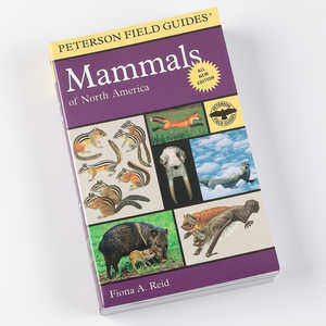 Peterson Field Guides, Mammals