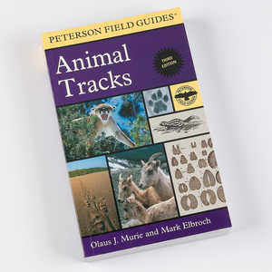 Peterson Field Guides, Animal Tracks