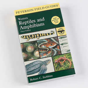 Peterson Field Guides, Western Reptiles & Amphibians