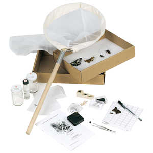Student Insect Collecting & Mounting Kit