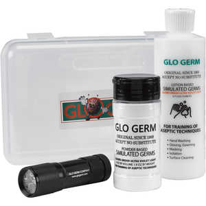 Glo Germ Powder & Gel Kit