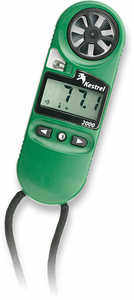 Kestrel 2000 Pocket Wind Meter Plus