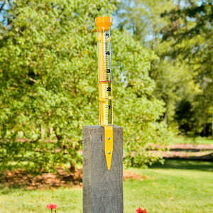 Far View Rain and Sprinkler Gauge