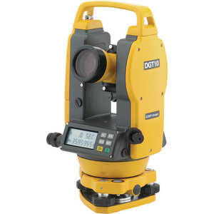 CST/Berger Electronic Digital Transit-Theodolite Model DGT-10