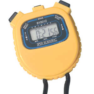Sper Scientific Water-Resistant Stopwatch