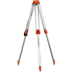 "Forestry Suppliers Heavy-Duty Aluminum Tripod, 5/8"" x 11"