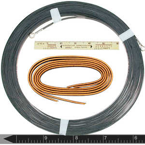 Lufkin Super Hi-Way Nubian Tape, Style B, 300'