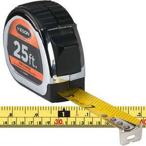 Keson 25' Measuring Tape, Model PG10M25