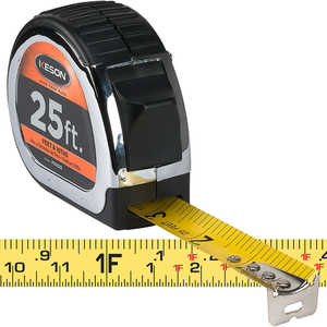 Keson 25' Measuring Tape, Model PG181025