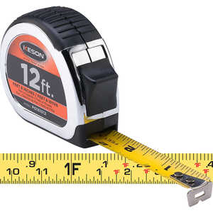 Keson 12' Measuring Tape, Model PG181012