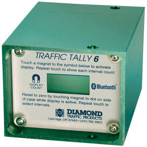 Traffic Tally 6 Vehicle Counter