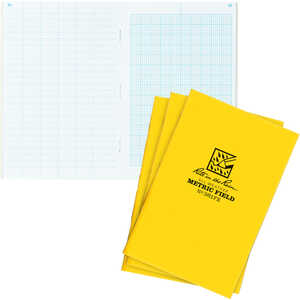 No. 361FX - Metric, Rite in the Rain Notebook, Pack of 3