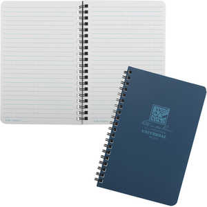 No. 273 – Universal, Blue Cover, Rite in the Rain Spiral Notebook