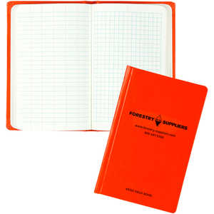"Forestry Suppliers Field Book, 80 Leaves, 4-1/2"" x 7-1/4"""