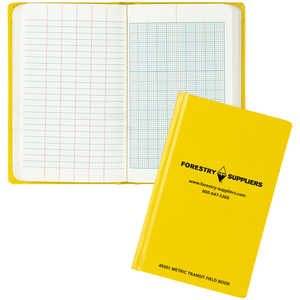 Forestry Suppliers Transit Book, Metric