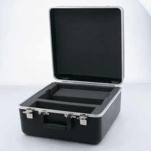 Fisher Molded Plastic Carrying Case