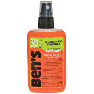 Ben's® 30 Tick and Insect Repellent, 3.4 oz. Pump Spray