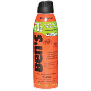 Ben's® 30 Tick and Insect Repellent, 30% DEET, 6 oz. Eco-Spray