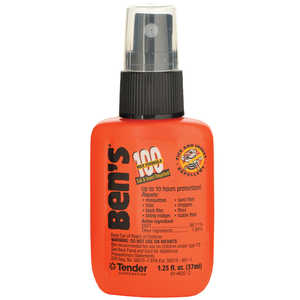 Ben's 100 Tick and Insect Repellent, 3.4 oz. Pump