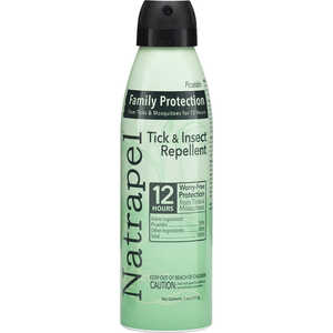 6 oz.  Natrapel Plus Insect Repellent, 6 oz. Eco Aerosol Spray