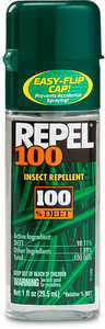 Repel Insect Repellent, 1 oz. Pump Spray, 100% DEET