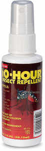 Tec-Labs 10-Hour Insect Repellent, 2 oz. Pump Bottle, 100% DEET