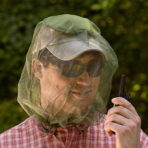 Mosquito Head Net, Olive Drab