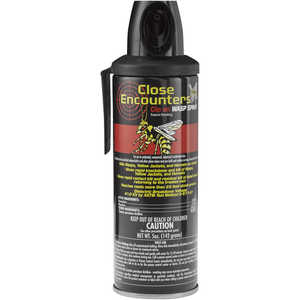 Close Encounters Clip-On Wasp Spray, 5 oz. Aerosol Can
