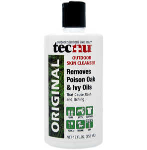 Tecnu Oak-n-Ivy Cleanser, 12 oz. Bottle