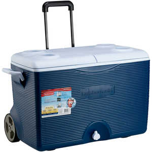 Rubbermaid Cooler, 60-Quart