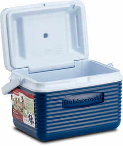 Rubbermaid Personal Cooler Pack, 5-quart