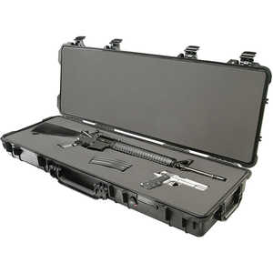 Pelican 1720 Long Case with Foam Insert, Black