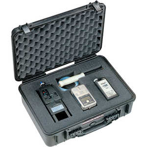 Pelican Case Model 1500 with Foam Insert, Black