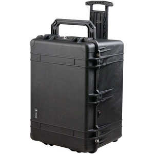 Pelican 1660NF Case without Foam, Black