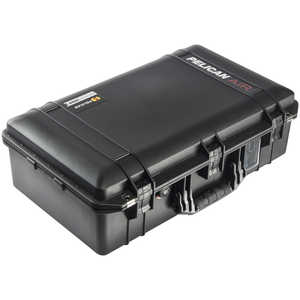 Pelican 1555 Air Lightweight Case with Foam Insert, Black