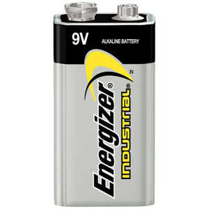 Energizer Alkaline 9V Battery, Single