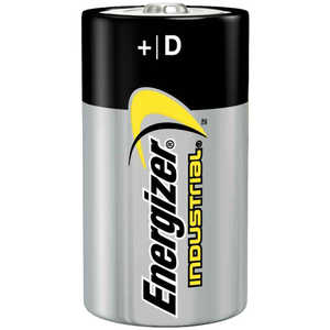Energizer D cell Alkaline Battery, Single