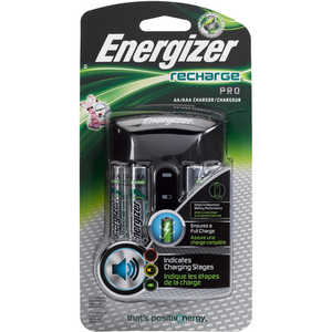Energizer AA/AAA Charger with 4 NiMH AA Cell Rechargeable Batteries