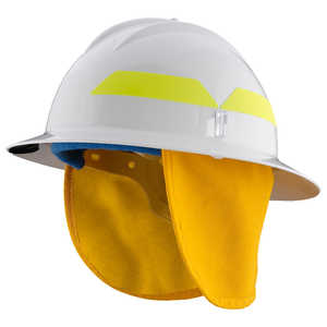 Tecasafe Ear and Neck Protector for Bullard Wildland Helmets