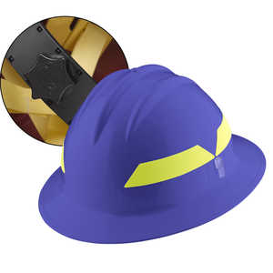 Blue Hat, Bullard Wildland Fire Helmet with Ratchet Suspension